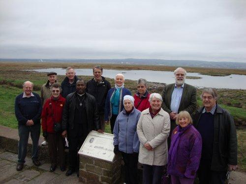 John Wesley Remembered at Parkgate on 250th Anniversary of Preaching