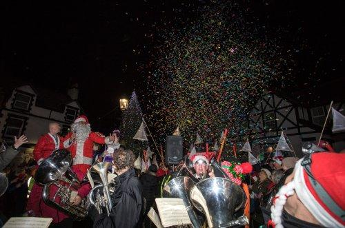 Neston Christmas Carnival and Lanterns 2019