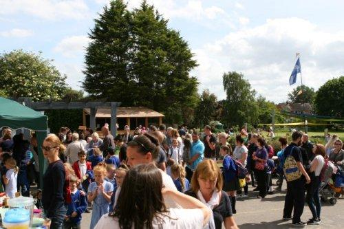 Neston Primary School Summer Fair