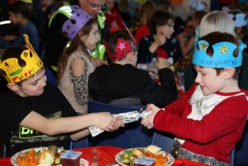 True Spirit of Christmas is Alive and Well at Neston Primary School