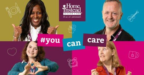 Home Instead - You Can Care