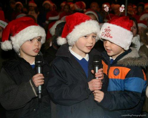 Neston Christmas Lights 'n' Lanterns 2013