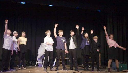 InterACT Youth Theatre - Sparkleshark - A Review