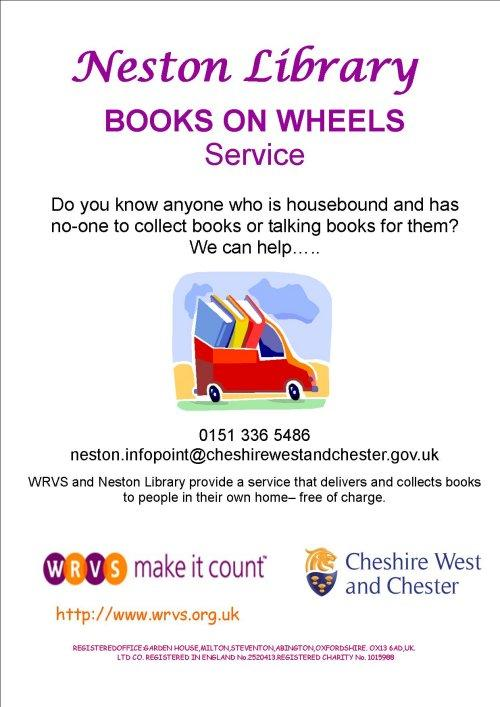 Neston Library Books on Wheels Service