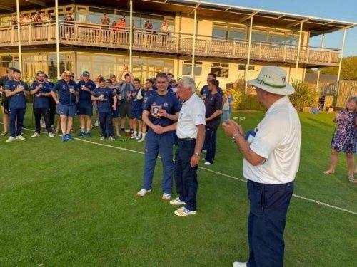 Neston Cricket Club Crowned Champions