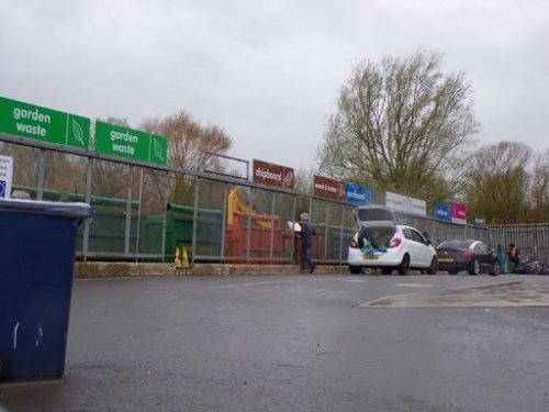 Neston Waste and Recycling Centre