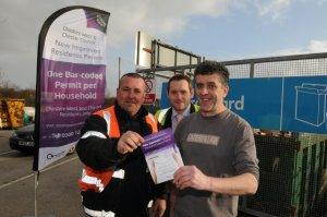 New waste permits for Neston residents