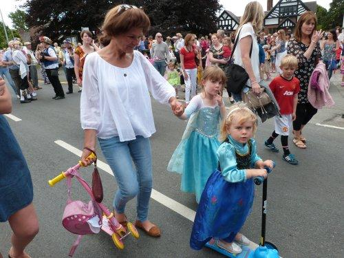 Willaston Village Festival 2015.