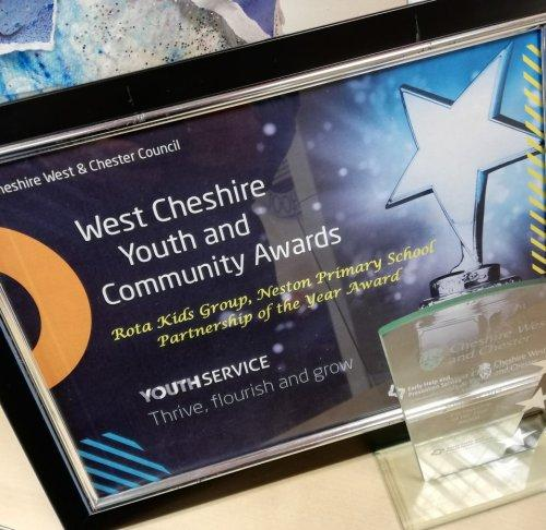 Neston Primary Pupils Are Award Winners