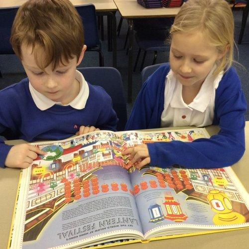 Neston Primary wins prestigious national literary award for schools