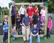 Neston Primary School - Jungle Gym