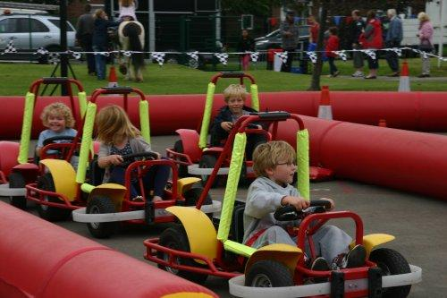 St Winefride's Summer Fair 2012