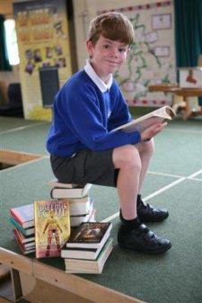 Neston Primary School launched 'Book Swap'