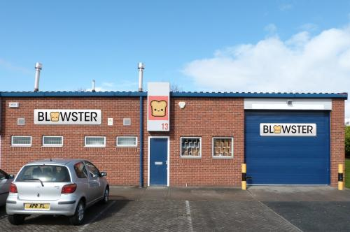 Blowster Distribution, Unit 13 Clayhill Estate, Neston
