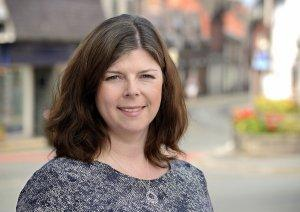 Katy Pierce - Town Centre Manager