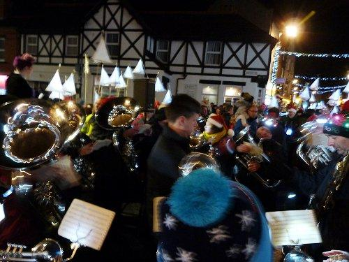Neston Christmas Carnival & Lanterns 2019