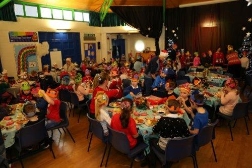 Neston Primary's Christmas Activities Finish 2018 on a High