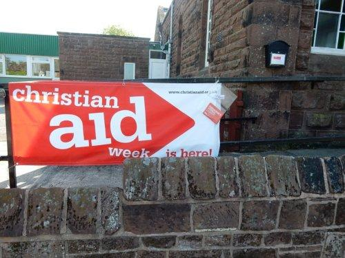 Christian Aid in Neston
