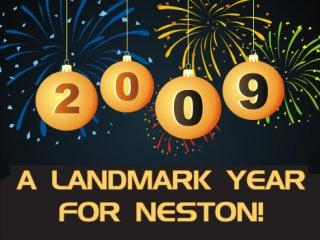 Neston review of 2009