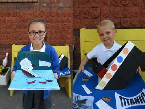 A variety of activities at Neston Primary School