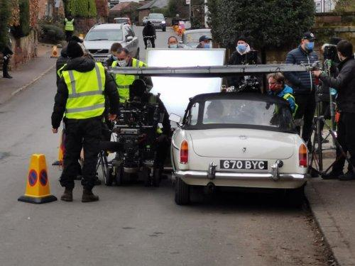Filming The Ipcress File