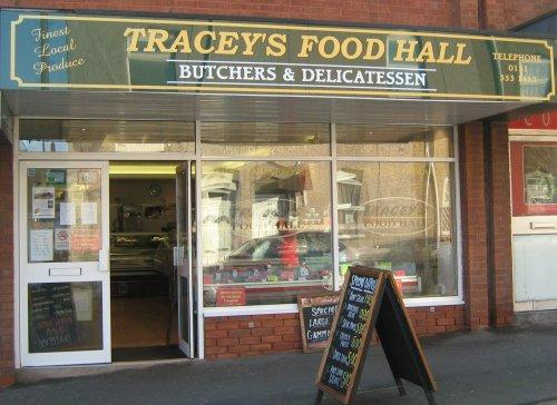 Tracey's Food Hall, Neston