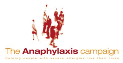 The Anaphylaxis Campaign
